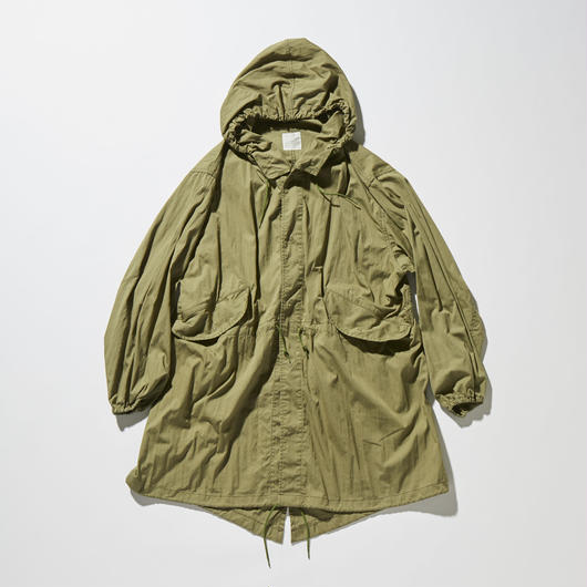 MILITARY SNOW PARKER【MENS】