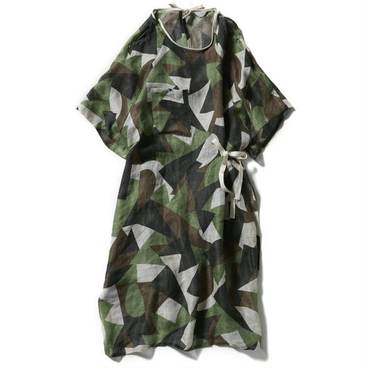 CRAZY HOSPITAL GOWN【WOMENS】