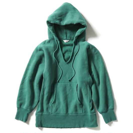 BACK BRUSHED CUT PROCESSING PARKER 【WOMENS】