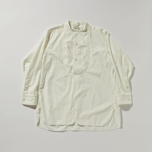 STARCHED BOTHAM DRESS SHIRT【WOMENS】