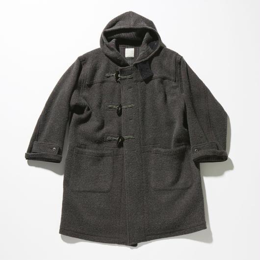 REVER BRUSHED DUFFEL COAT【MENS】