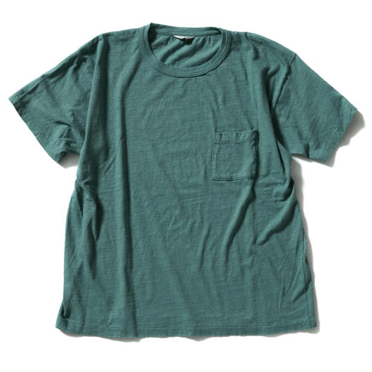 SLAB POCKET TEE【MENS】