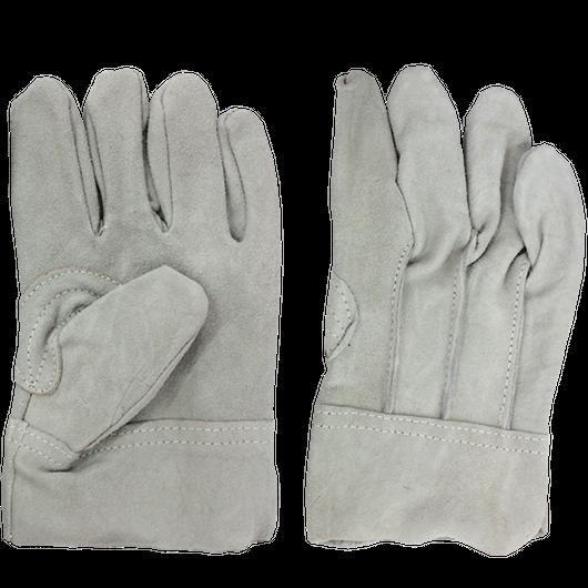 牛床革手袋(5本指・短)ナカシマオリジナル