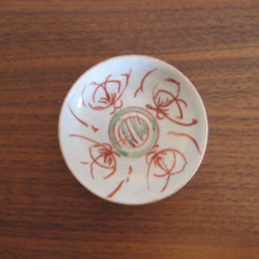 商品名:赤絵豆皿