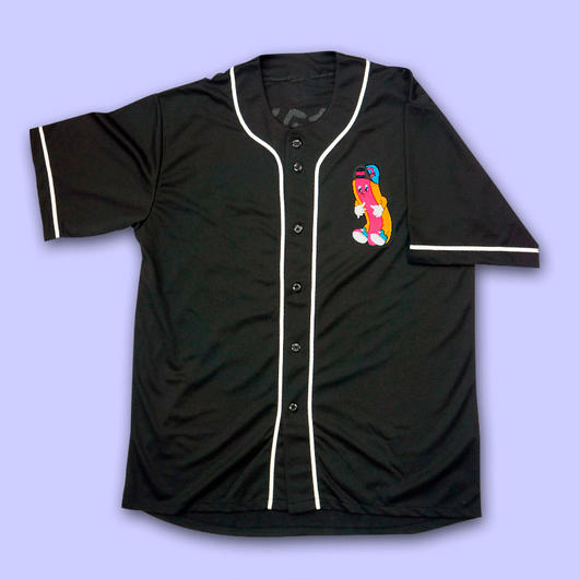 【予約商品 6月下旬以降お届け】 KiDPUP G-DOG BASEBALL Shirts