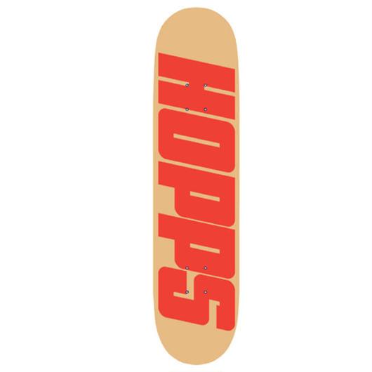 US Supreme取り扱いブランドHOPPS【ホップス】東海岸スケートシ ーンの重鎮Jahmal Williamsが放 つスケートブランド!BIG HOPPS スケートボードデッキ