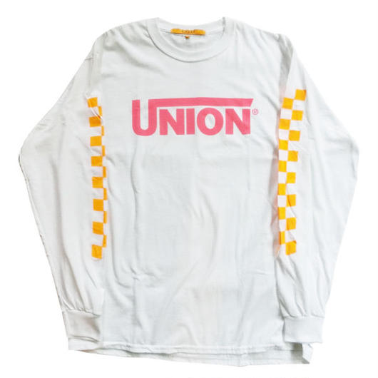 UNION LOSANGELSユニオンロスアンジェルス UNION×VANS コラボ L/S Tee MX ロンT