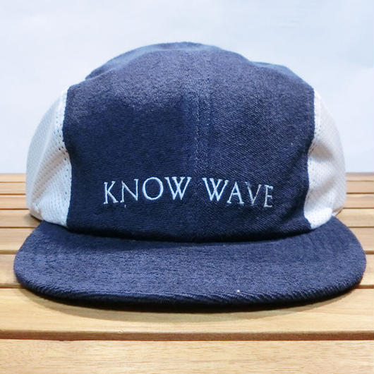Know Wave ノウウェーヴShort Brim Terry Hat ネイビー