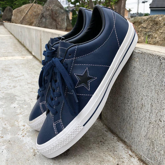 CONS ONE STAR PRO  SEAN PABLO NIGHTTIME  NAVY/PINK Converse Skate Boarding