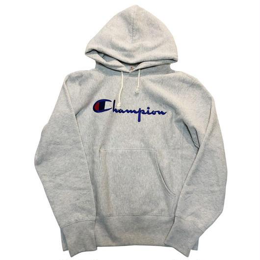 Champion チャンピオン REVERSE WEAVE(リバースウィーブ) パーカー BIGロゴ 海外買付 日本未発売