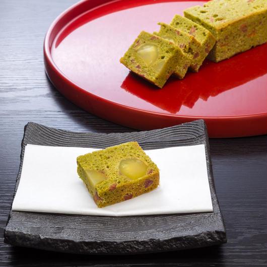 大和の里 抹茶のパウンドケーキ