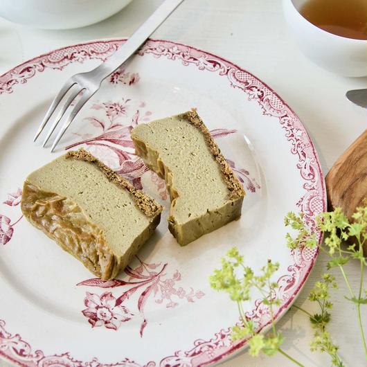 ほうじ茶根釧チーズケーキ