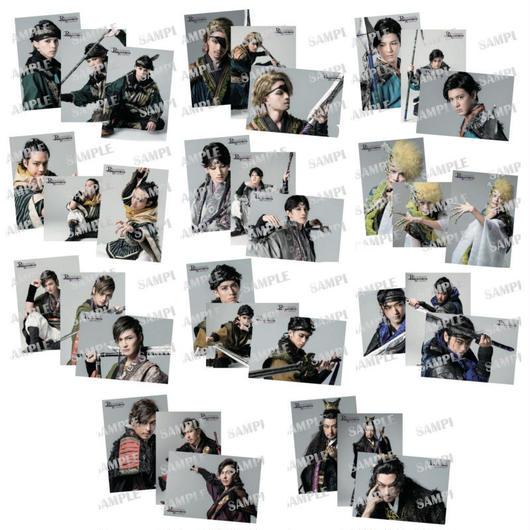 舞台「RE-INCARNATION RE-COLLECT」個人ブロマイドセット(3枚セット×全11種)
