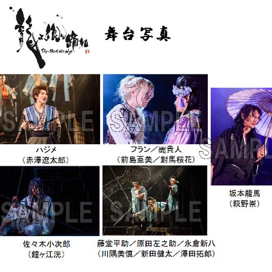 舞台「龍よ、狼と踊れ」舞台写真 Aセット
