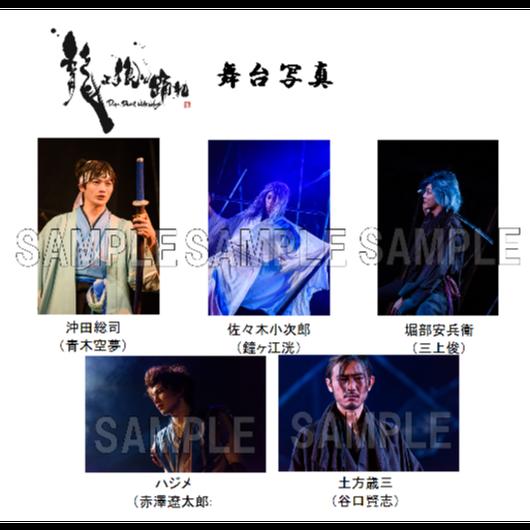 舞台「龍よ、狼と踊れ」舞台写真 Cセット