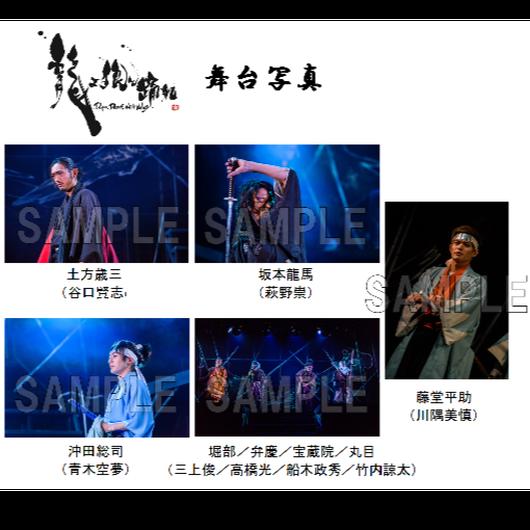 舞台「龍よ、狼と踊れ」舞台写真 Bセット