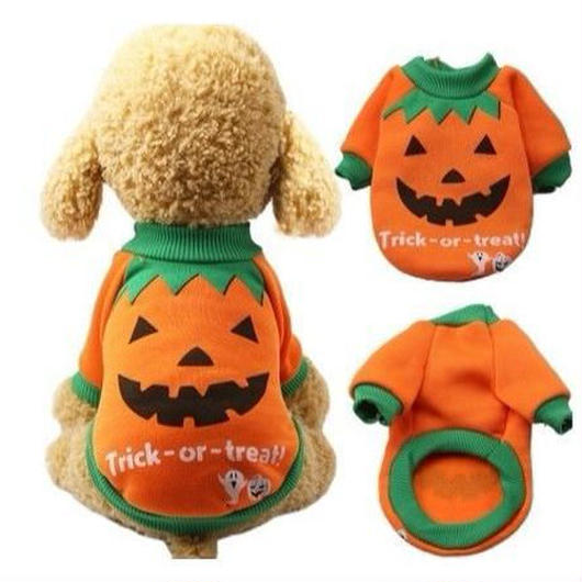 IDEPET 小さな犬のための暖かい犬の服 ハロウィーン 猫の衣装 チワワヨークシャーのペット服
