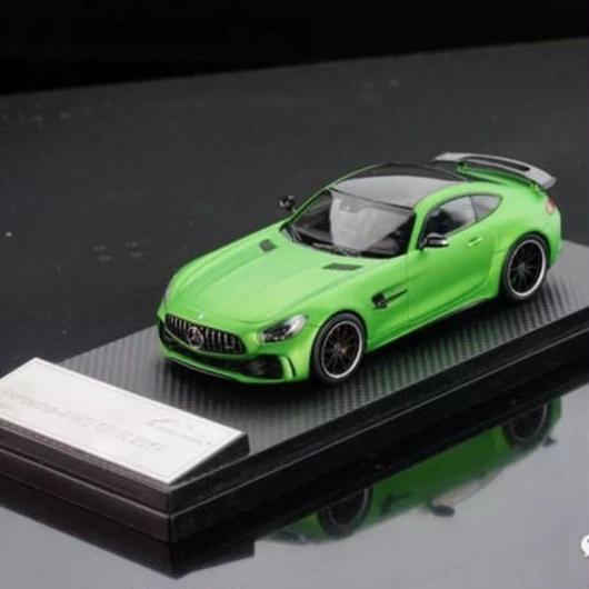 Almost Real 1/43スケール メルセデスベンツ AMG GT R グリーン