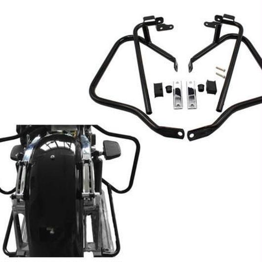 ハーレー 2014-2017 ツーリングモデル用サドルバッグガードブラケット