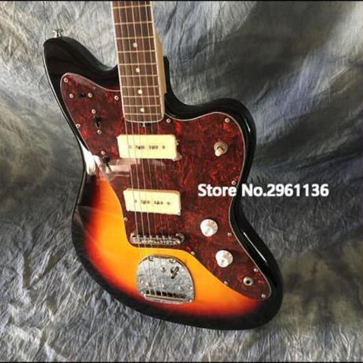 エレキギター ジャズマスタースタイル S-P90 40インチ 本体のみ 残り3点