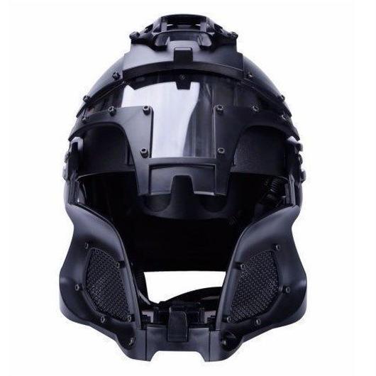 Wosport 2018 戦術 軍事 弾道 ヘルメット nvg シュラウド 転送 ベース 屋外 スポーツ 陸軍 戦闘 エアガン ペイント 仮装にも