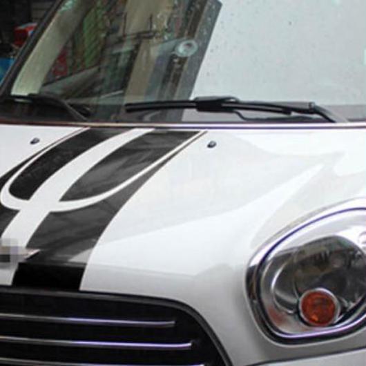 【送料無料!】ミニクーパー ステッカー セット サイド レーシングストライプ デカール カントリーマンR60【新品】