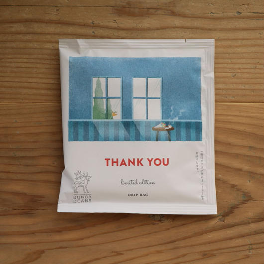 【LIMITED】THANK YOU DRIP BAG ×5set