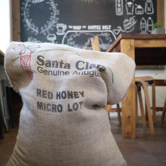 今月のコーヒー【グァテマラ サンタクララ農園 レッドハニー】500g