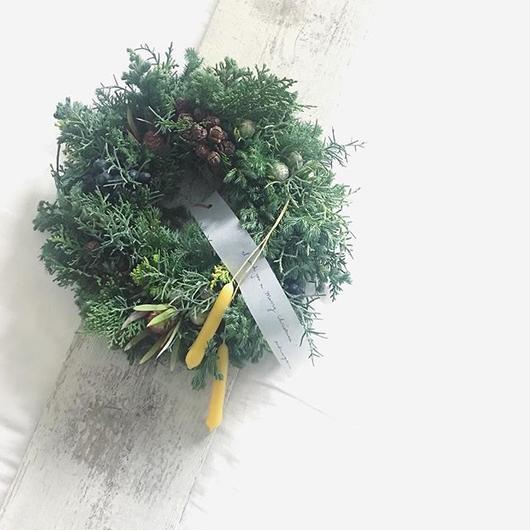 christmas wreath 2018