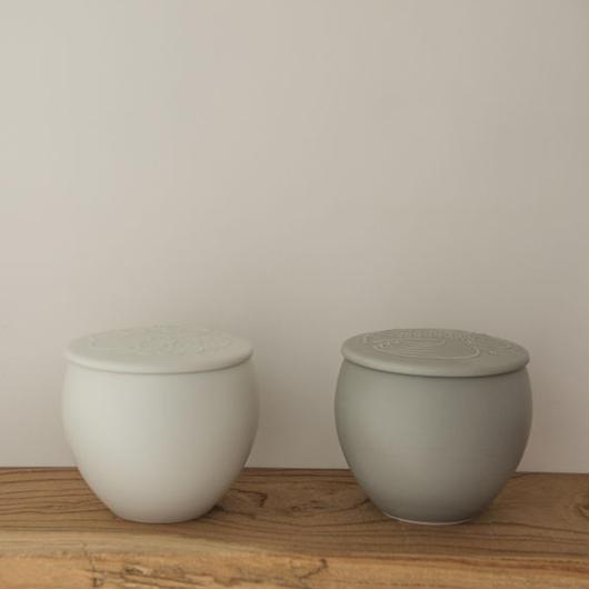 ふたもん塩梅セット [ salt pot / ume pot]
