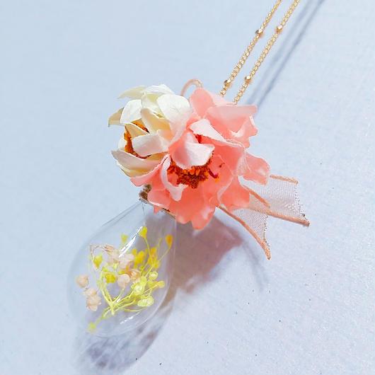世界に一つだけの花のペンダント