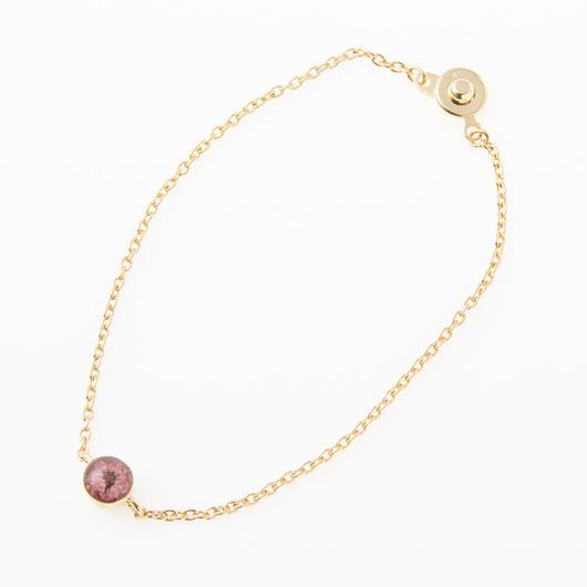 Viburnum Bracelet Gold  (18cm)