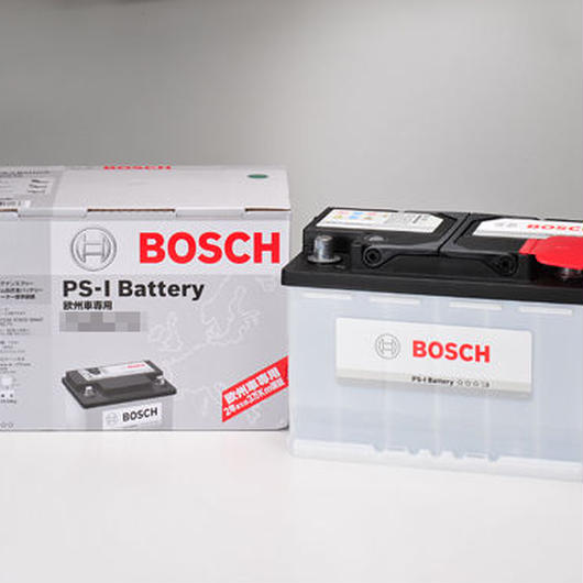< 7H > BOSCH / ボッシュ PS-I バッテリー PSIN-7H