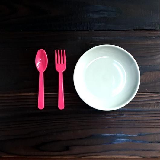 波佐見焼 15cmプレート(ケーキ皿 - サイズ) - グレー 【Made in Japan 陶磁器プレート】