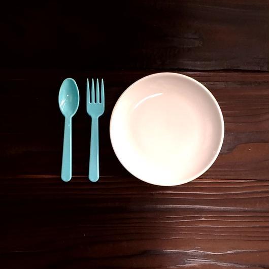 波佐見焼 15cmプレート(ケーキ皿 - サイズ) - ホワイト 【Made in Japan 陶磁器プレート】