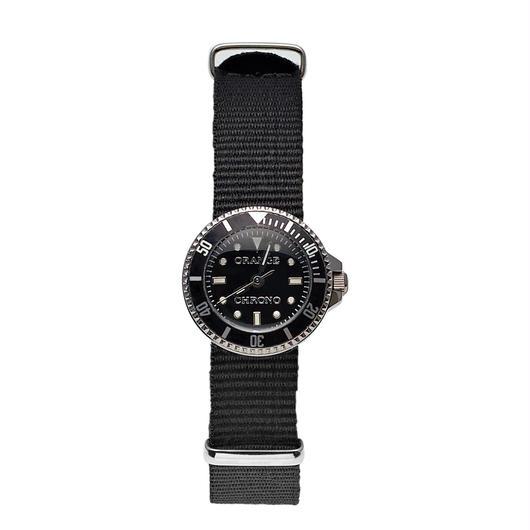 korokawa  Black/Black strap