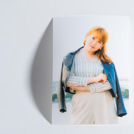 【新品・送料込み】女優・優機のブロマイド(00508)