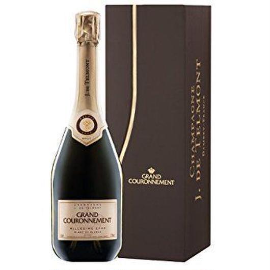 フランス ・シャンパン コート・デ・ブラン 「グラン・クローヌモン 2002 ブラン・ド・ブラン」 750ml