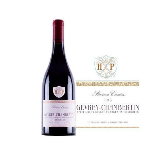 フランス最高級の赤ワイン          ブルゴーニュ コート・ド・ニュイ ジュヴレ・シャンベルタンの赤ワイン ピノ・ノワール リアンリ・ピオン カルジョ 2012年   750ml