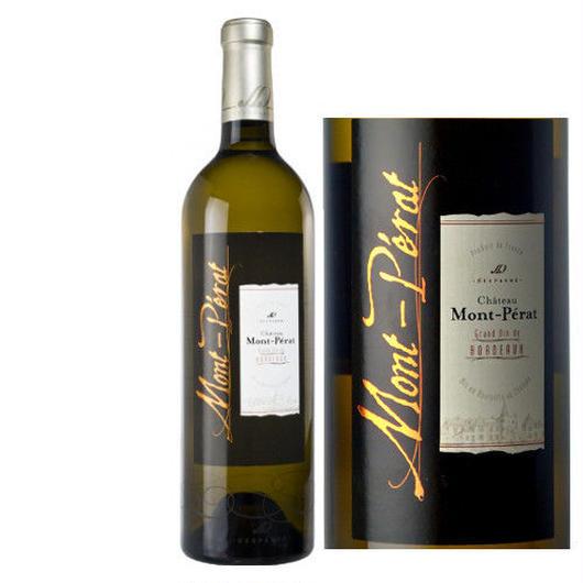 フランス 白ワイン ボルドー コート・ド・ボルドー シャトー・モン・ペラ2014年 750ml フルボディ
