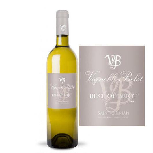 フランス 白ワイン ラングドック ヴァン・ドゥ・ペイ・ドック ベスト・オブ・ベロ・ブラン 2016年 750ml