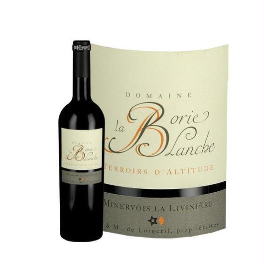 フランス赤ワイン  ドメーヌ・ド・ラ・ボリ-・ブランシェ「ル・テロワール・ダルティトゥード」750ml