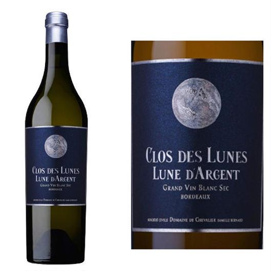 フランス、A.O.C. ボルドー、辛口白ワイン「シャトー・クロ・デ・リュヌ − リュヌ・ダルジャン」2013年 750ml