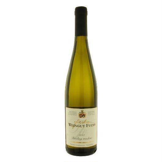 """ドイツの白ワイン フレッシュな色とアロマ、完璧なバランス 「リースリング」 2014年 750ml ラインヘッセン""""Riesling trocken"""""""