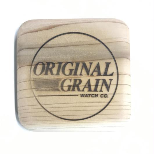 The Handmade Wooden Coaster