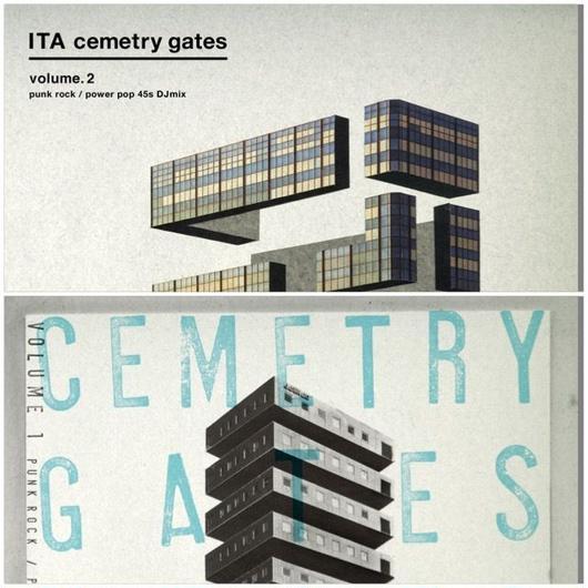 Cemetry Gates Vol 2 & Vol 1の2枚セット