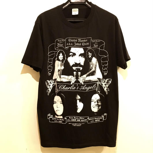 Charlie's Angels Tシャツ
