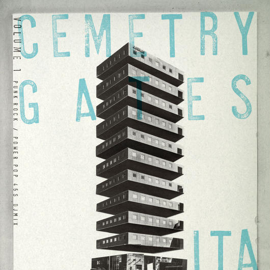 【初回特典付き!】ITA / CEMETRY GATES Vol 1  MIX CD