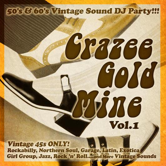 【初回限定バッジ付き】Crazee Gold Mine Vol1