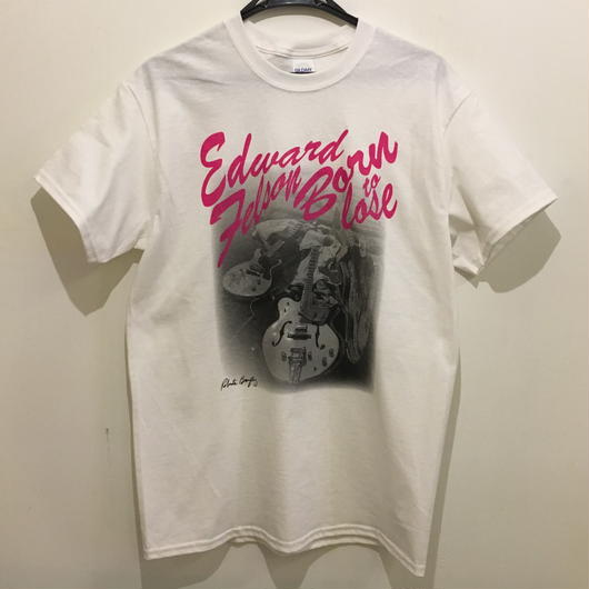 JOHNNY THUNDERS GUITAR T-SHIRT